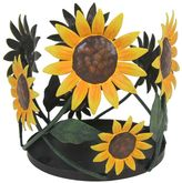 SONOMA Goods for LifeTM Large Sunflower Candle Sleeve