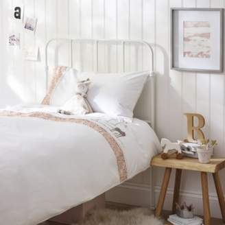 The White Company Horse Bed Linen Set, Multi, Cot Bed