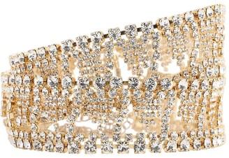 Rosantica 40mm Divinita Embellished Belt