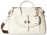 Dooney & Bourke Florentine Front Pocket Satchel Satchel Handbags