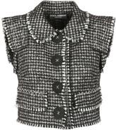 Dolce & Gabbana Bouclé Vest