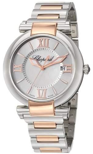 Chopard Women's 388531-6002 Imperiale Two Tone Dial Watch