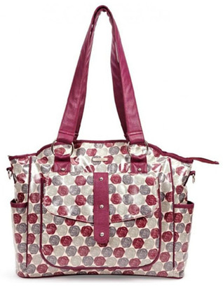 Bellotte Bellotte Tote Nappy Bag - Autumn Rose No