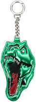Saint Laurent metallic T-rex keyring - unisex - Leather/metal - One Size