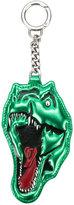 Saint Laurent metallic T-rex keyring