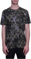 Valentino Camustars Print T-shirt