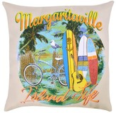 Margaritaville Outdoor Pillow Island Life Bike