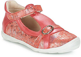 GBB SALOME girls's Shoes (Pumps / Ballerinas) in Red