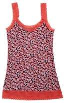 DKNY Patterned Lace Camisole
