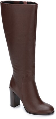 Kenneth Cole New York Justin Water Resistant Knee High Boot