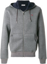 Christian Dior zipped hoodie