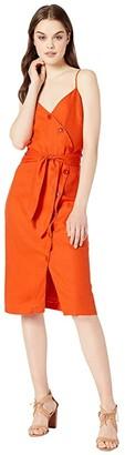 Joie Carnell (Warm Terracotta) Women's Dress