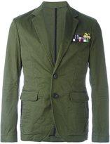 DSQUARED2 'Field Marshall' blazer