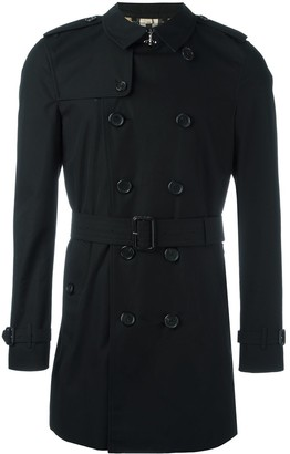 Burberry The Chelsea Mid-length Trench