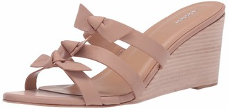 Kaanas Women's Recife Wedge with Bows Sandal