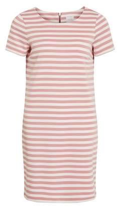 Dorothy Perkins Womens **Vila Multi Colour Short Sleeve Tunic Top, Multi Colour