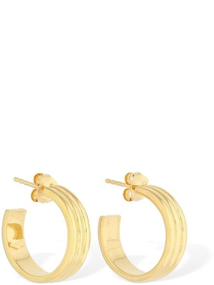 Missoma Ancien Hoop Earrings