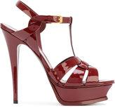 Saint Laurent 'Tribute' sandals - women - Calf Leather/Leather - 35