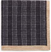 BOSS Glen Plaid Pocket Square