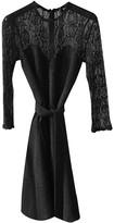 The Kooples FW18 Black Polyester Dresses