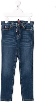 DSQUARED2 Twiggy skinny-fit jeans