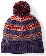Smartwool Camp House Pom Beanie
