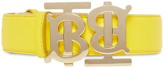 Burberry Double Monogram Belt