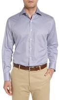 Peter Millar Men's Geometric Horizon Sport Shirt