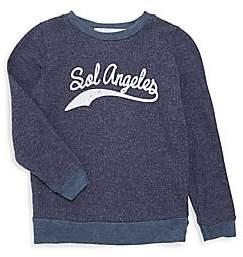 Sol Angeles Little Kid's & Kid's Logo Pullover