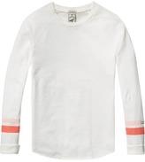 Scotch & Soda Raglan T-Shirt | Long Sleeve