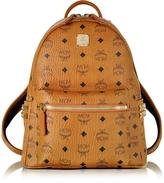 MCM Stark Small Cognac Backpack
