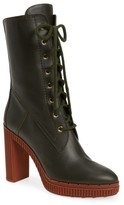 Tod's Women's Lace-Up Boot