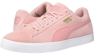 Puma Suede G Patch LE (Bridal Rose/Bridal Rose) Men's Golf Shoes