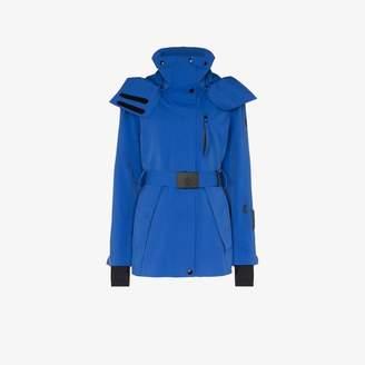 Moncler Thielle longline ski jacket