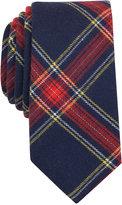 Bar III Men's Adams Plaid Slim Tie, Only at Macy's