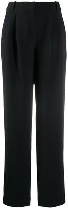 Emporio Armani High-Waist Tailored Trousers