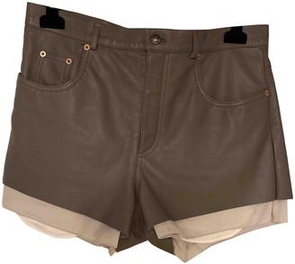 Gucci Ecru Other Shorts