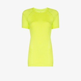 Sweaty Betty Athlete seamless workout T-shirt
