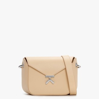 Kenzo K Small Beige Shoulder Bag