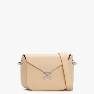 Kenzo K Small Peach Shoulder Bag