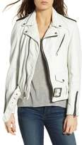 Schott NYC Women's Boyfriend Leather Jacket