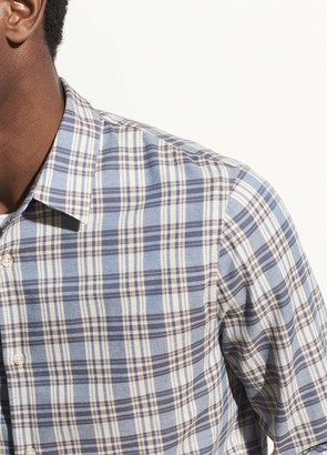 Tartan Plaid Long Sleeve