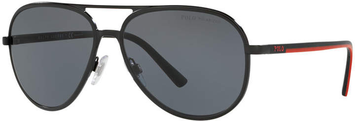 Polo Ralph Lauren Polarized Sunglasses, PH3102