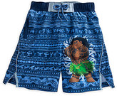 Disney Maui Swim Trunks for Boys Moana