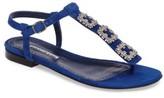 Manolo Blahnik Women's Ottolina T-Strap Sandal