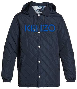 Kenzo Reversible Coach Jacket