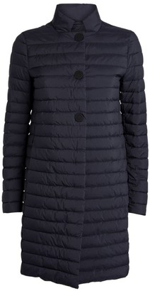 Herno Collared Quilted Coat