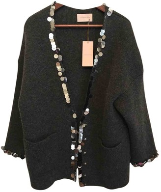 Christopher Kane Anthracite Wool Knitwear for Women