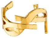 Saint Laurent Monogram Cuff