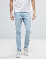 Jack and Jones Intelligence Stretch Slim Fit Jeans